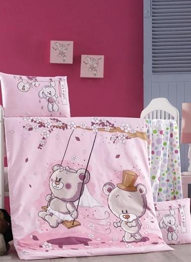 Komfort Home Bebek Nevresim Takımı %100 Pamuk (Victoria) Renkli